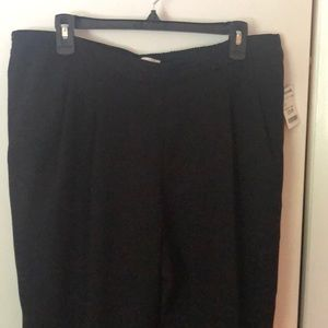 Calvin Klein black dress pant.